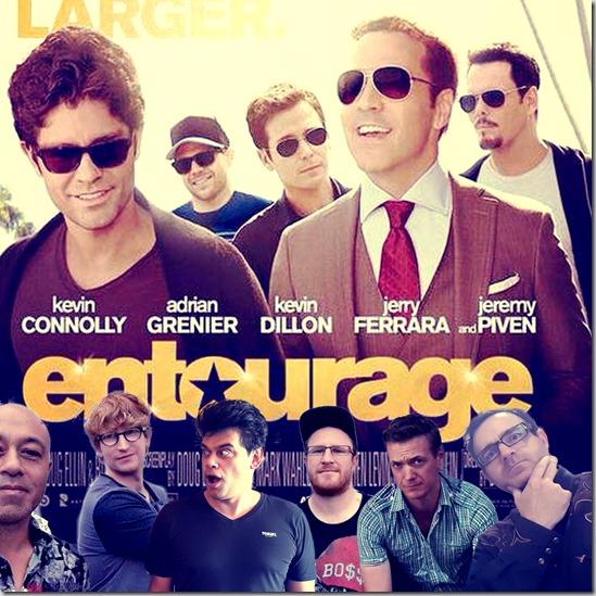 entourage promo
