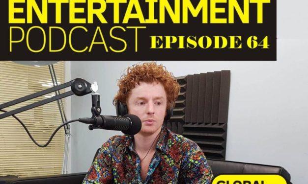 NZ Entertainment Podcast Ep64: Dillon Reisterer from Hipstamatics