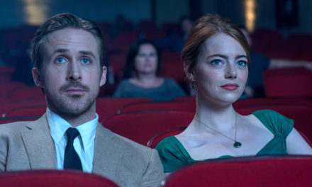 "La la land – Film Review 5/5 ""I just adore this film"" Glenn Blomfield"