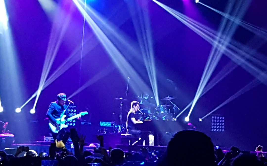"""Panic! At The Disco – Concert Review """"hitting the right chord."""" Wal Reid"""