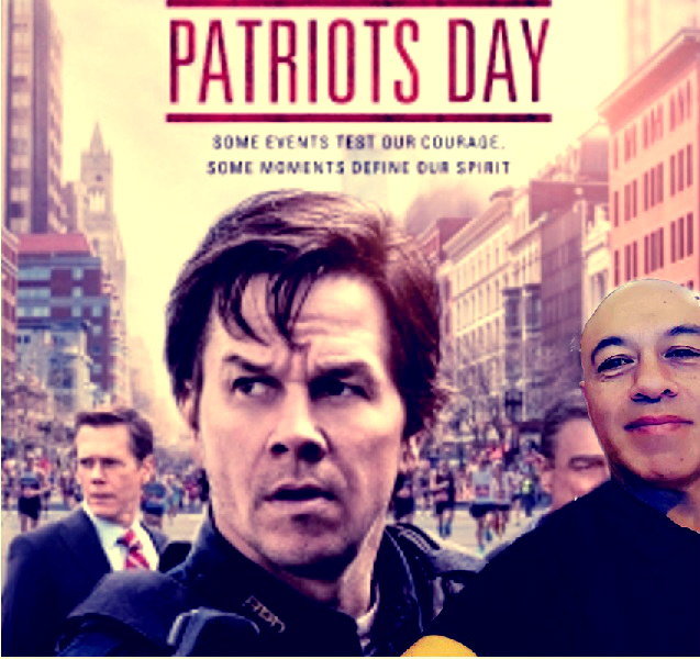 """Patriots Day  – Movie Review 4/5 """"Warrants a big screen viewing."""" Wal Reid"""