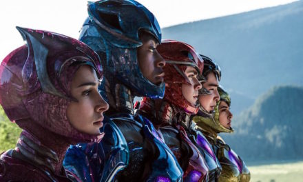 Power Rangers (M, violence 2.04 hours) Directed by Dean Isrealite ★★★★ Reviewed by Jarred Tito