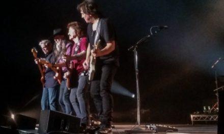 The Doobie Brothers – TSB Arena, Wellington – 20/04/2017