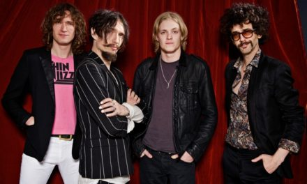 Interview with Frankie Poullain from The Darkness
