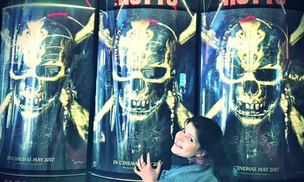 Pirates Of The Caribbean 5 -129 mins Directors Espen Sandberg Joachim Røinnings.  Review Yulia Podrul