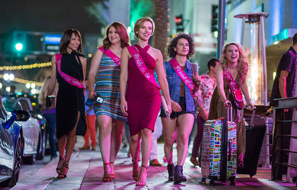 """Rough Night """"Few Laughs Along The Way"""" 2/5 Review Wal Reid"""