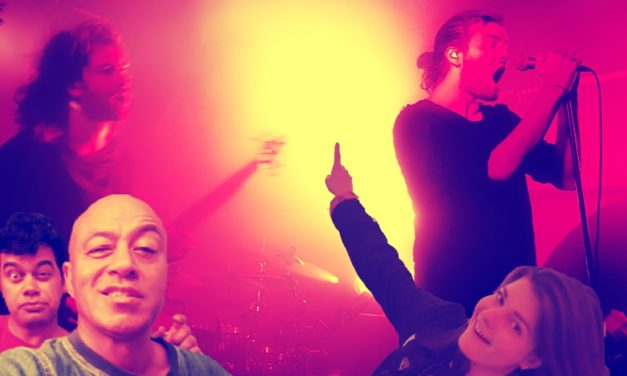 """Northlane – Review Kings Arms Auckland """"Stellar Job"""""""