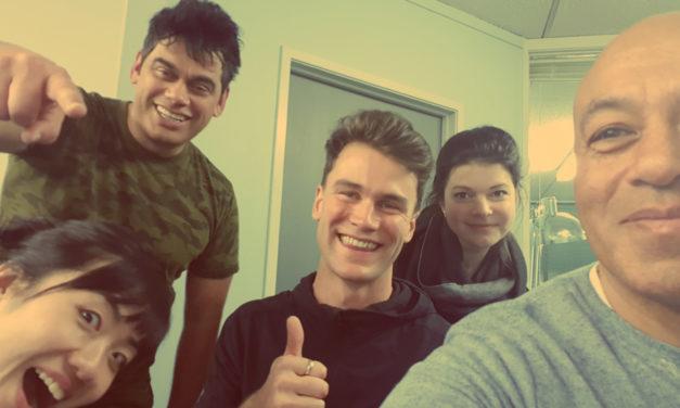 NZEP! NZ Entertainment Podcast Episode 79 With Ciaran McMeeken