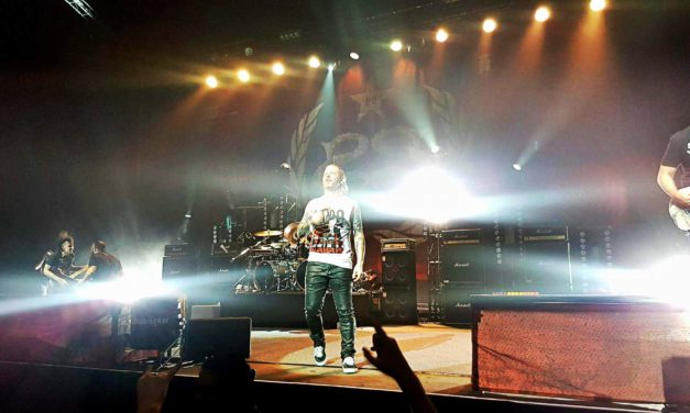 """Stone Sour Review """"Real musicians playing real music."""""""
