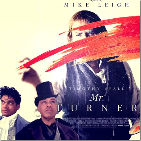 Mr Turner Promo use