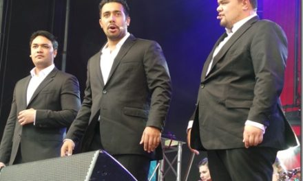 Sol3 Mio Christmas In The Vines Auckland– Gig Review