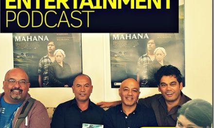 NZ Entertainment Podcast 55: Mahana Movie Special, Temuera Morrison