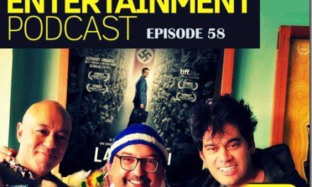 NZ Entertainment Podcast 58: Wairoa Maori Film Festival, Labyrinth Of Lies, Money Monster