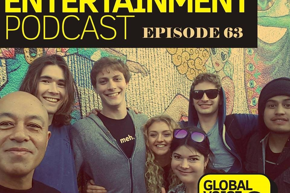 NZ Entertainment Podcast Ep63: T.L.A (Three Letter Acronym) Band