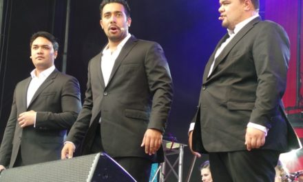 """Sole Mio – Christmas In The Vines – Concert Review """"Wonderful Heartfelt Show"""""""
