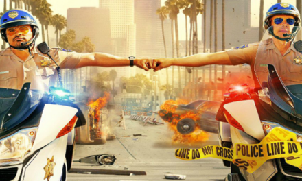 Chips (Rated R16 Violence, Offensive Language & Sexual Material 1.40 mins) Directed by Dax Shepard ★★★.5 Reviewed by Jarred Tito