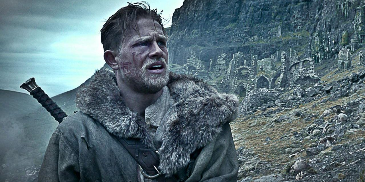 King Arthur Legend Of The Sword (M violence & offensive language) 126 mins Director Guy Ritchie ★★★ – Review Glenn Blomfield