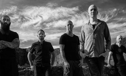 Devin Townsend Project – The Powerstation 18/05/2017 Review Lincoln Vaz