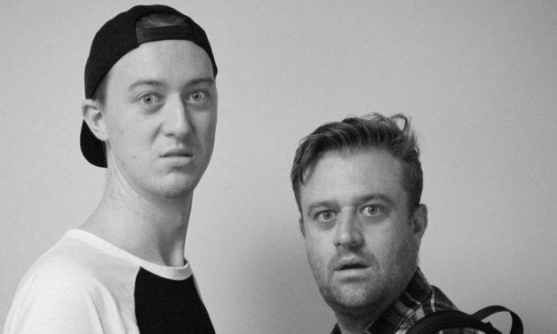 Aiken Hutcheson & Graeme Clarke – The Vault Q Theatre 29/04/2017 Review James McGeorge
