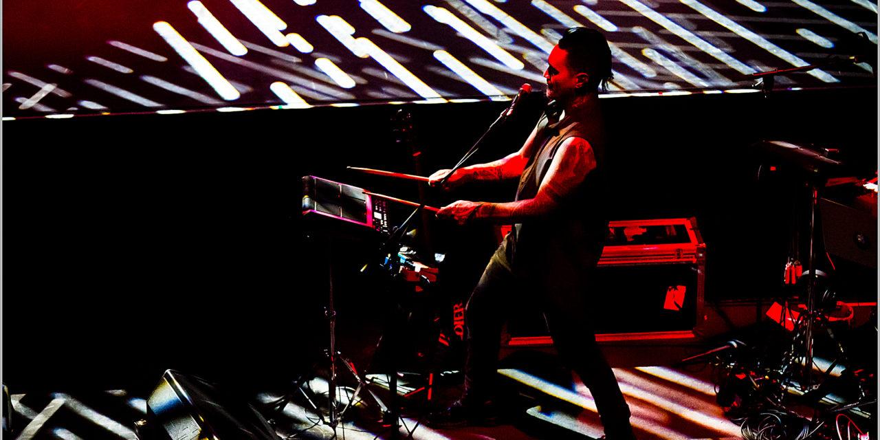 """Tiki Taane Mahuta  """"Powerful"""" Wellington Opera House/ 02/06/2017/ Review Reef Reid"""