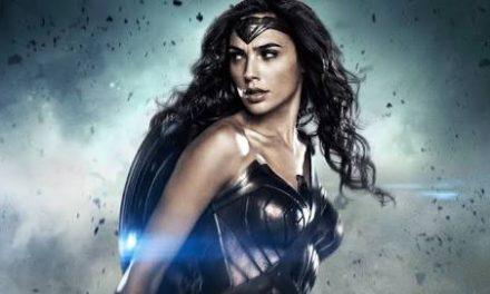 "Wonder Woman Missed ""Wow"" Factor Review Glenn Blomfield 3/5"