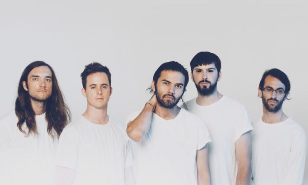 """Interview Marcus Bridge Singer from Northlane """"Be yourself have fun."""""""