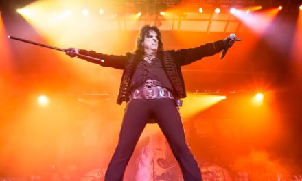 "Alice Cooper Review ""Thank God For Alice"""