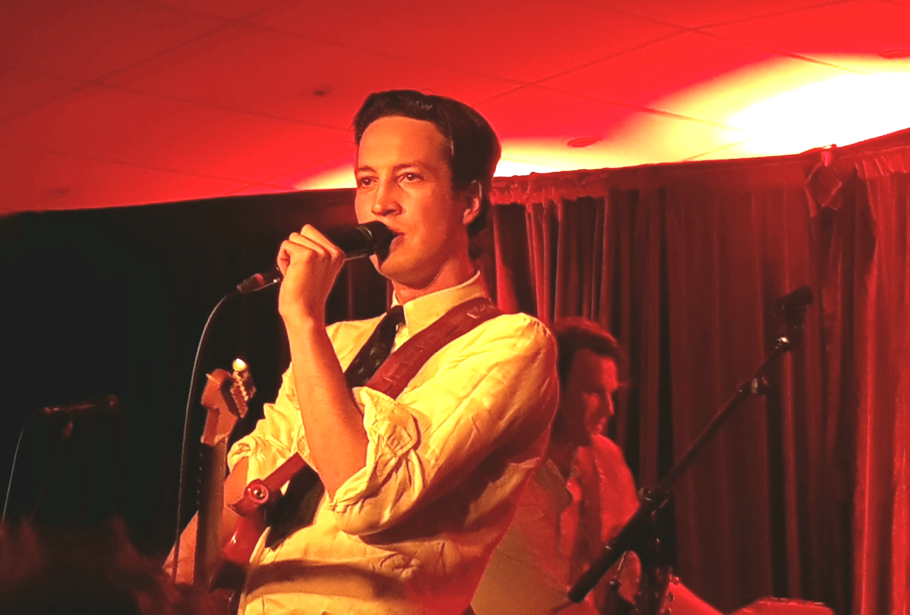 "Marlon Williams Review ""Harmonic Bliss"""