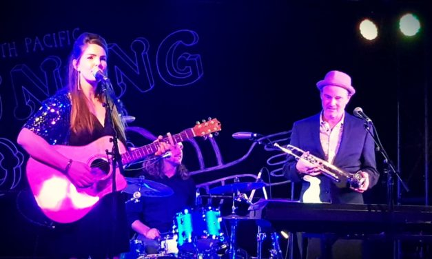 Greg Johnson & Mel Parsons Together & Alone Review