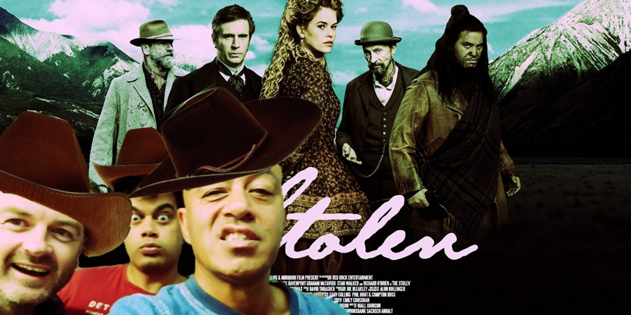 """The Stolen Review """"Yeah, Nah, Yeah (Just)"""