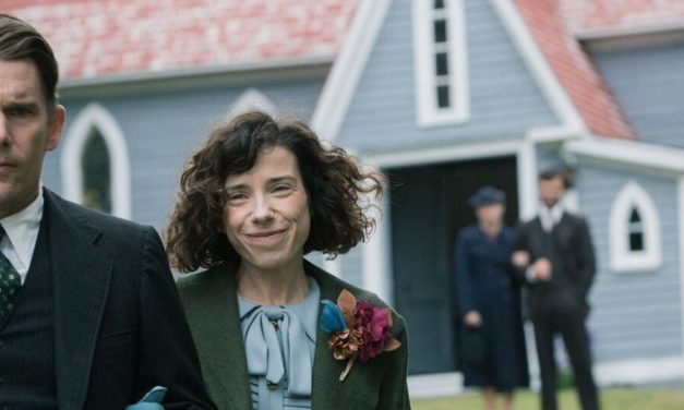 """Maudie Review """"Oscar Gold"""""""