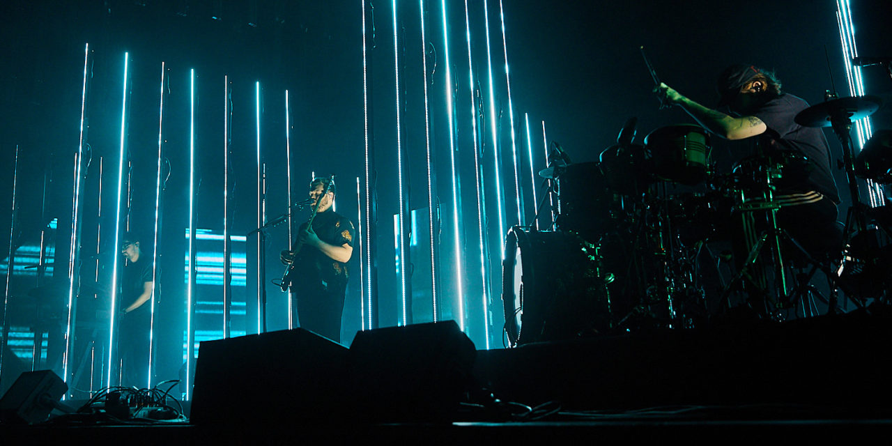 Alt-J – Live in Wellington Photos