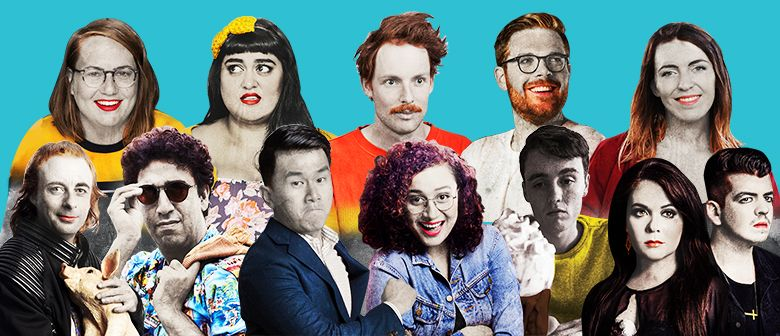 Comedy Central Presents Another Frickin' Festival Review