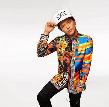 "Bruno Mars Review ""Ultimate Performer"""