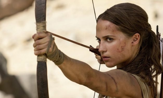 """Tomb Raider Review """"Misfires"""""""